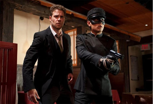 Seth Rogen turns 30 on April 15, 2012. The actor is known for films such as &#39;Knocked Up,&#39; &#39;Pineapple Express,&#39; &#39;Superbad,&#39; and &#39;The Green Hornet.&#39; &#40;Pictured: Seth Rogen &#40;left&#41; alongside co-star, Jay Chou &#40;right&#41;, in a scene from &#39;The Green Hornet.&#39;&#41; <span class=meta>(Sony Pictures, Inc.&#47; Columbia Pictures&#47;Original Film)</span>