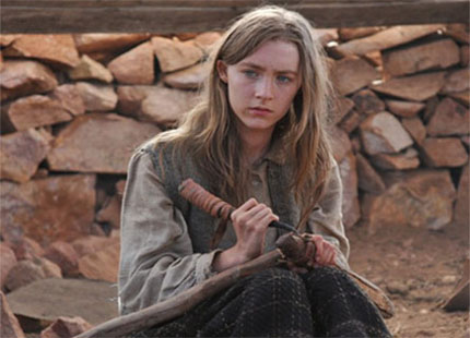 Saoirse Ronan turns 18 on April 12, 2012. The young actress is known for films such as &#39;The Lovely Bones,&#39; &#39;The Way Back,&#39; &#39;I Could Never Be Your Woman,&#39; and &#39;Atonement.&#39;  <span class=meta>(Newmarket Films&#47;Exclusive Films&#47;National Geographic Films&#47;Imagination Abu Dhabi FZ)</span>