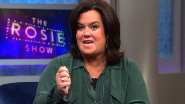 Rosie O&#39;Donnell turns 50 on March 21, 2012. The actress and comedienne hosts &#39;The Rosie Show,&#39; on Oprah Winfrey&#39;s OWN network. &#40;Pictured: Rosie O&#39;Donnell talks to OnTheRedCarpet.com about her OWN talk show in a satellite interview on Oct. 27, 2011.&#41; <span class=meta>(OTRC)</span>