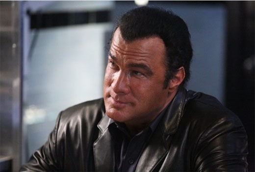 Steven Segal turns 61 on April 10, 2012. The actor is known for films such as &#39;Under Siege,&#39; &#39;Under Siege 2: Dark Territory,&#39; &#39;Fire Down Below,&#39; and &#39;Above the Law.&#39;  <span class=meta>(Nu Image Films&#47;Insight Film Studios&#47;Cinetel Films)</span>