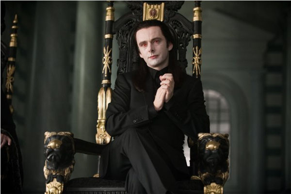 Michael Sheen as Aro Volturi in 'The Twilight Saga: New Moon.'