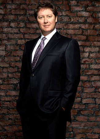 James Spader as Alan Shore in 'Boston Legal.'
