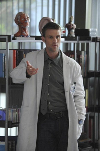 Jesse Spencer in a scene from 'House M.D.'