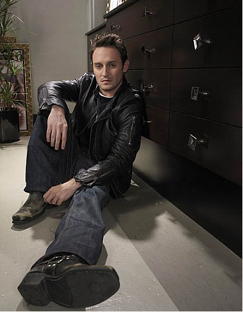 Still of Josh Stewart as Holt McLaren in 'Dirt.'