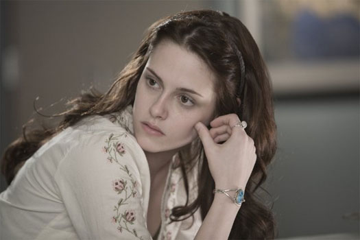 Kristen Stewart as Bella Swan in 'Twilight.'