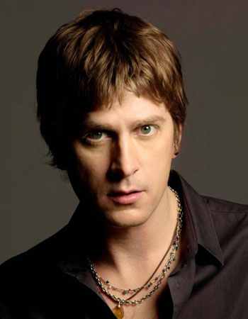 Matchbox Twenty singer Rob Thomas turns 41 on Feb. 15, 2012. <span class=meta>(myspace.com&#47;robthomas)</span>