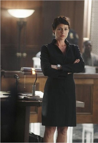 Maura Tierney in a scene from 'The Whole Truth.'