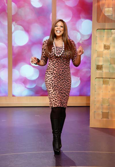 Wendy Williams appears in a still from 'The Wendy Williams' show.
