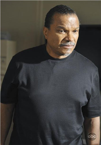 Billy Dee Williams in a scene from 'Private...