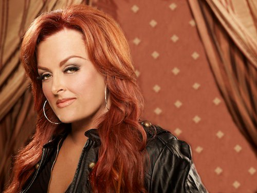 Country singer, Wynonna Judd, appears in a 2009 photo posted on her Facebook page.