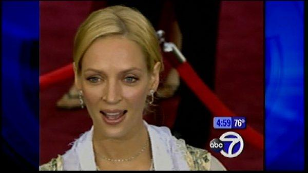 Video: Fan convicted of stalking Uma Thurman