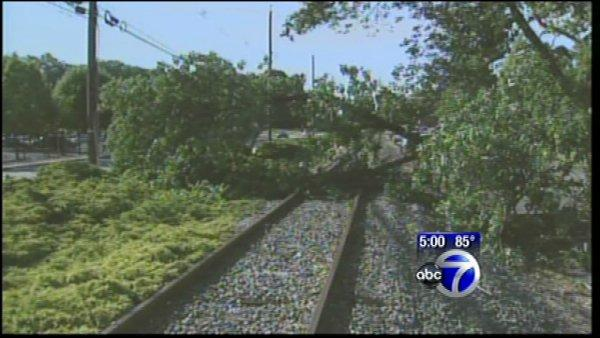 VIDEO: Storm damage coverage
