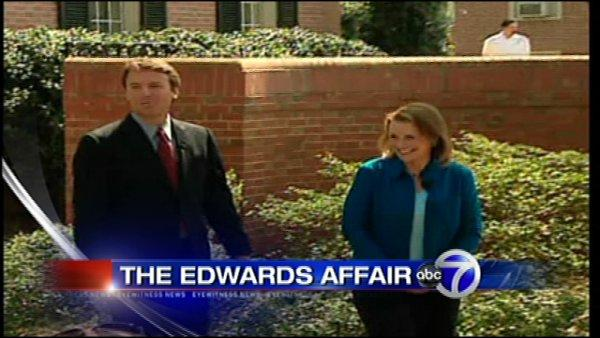 VIDEO: Edwards confesses affair