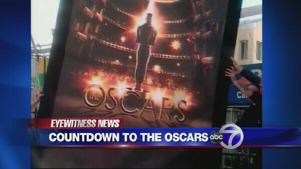 VIDEO: Oscars Countdown