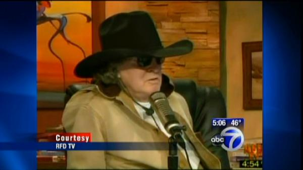 VIDEO: Don Imus has cancer