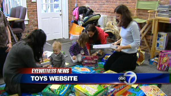 VIDEO: Toy testers to the rescue