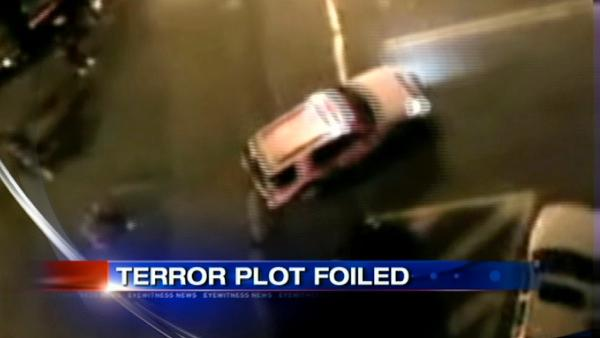 VIDEO: Terror plot broken up in NYC