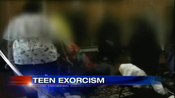 VIDEO: Teen exorcism in Connecticut