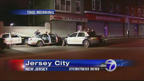 VIDEO: Jersey City cops in another gunfight