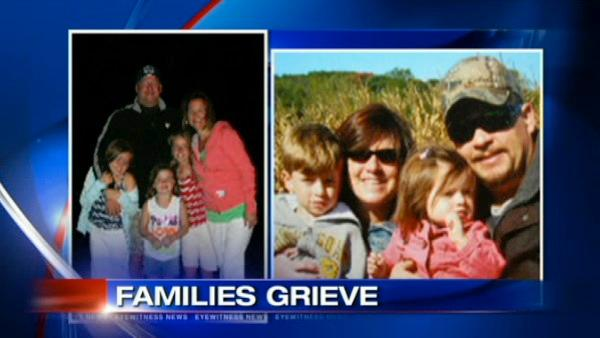 VIDEO: Families in Taconic crash issue statement