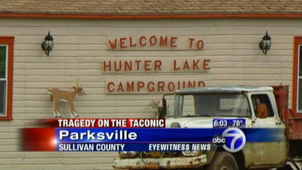 VIDEO: Reaction from campsite in Sullivan County