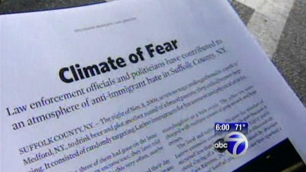 VIDEO: New report on Long Island hate crimes