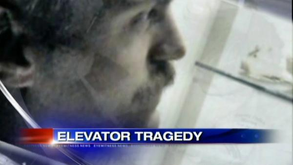 Drummer falls to death in elevator