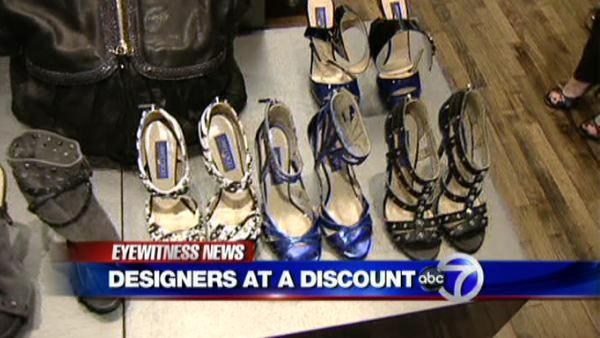 Designer sales helping economy