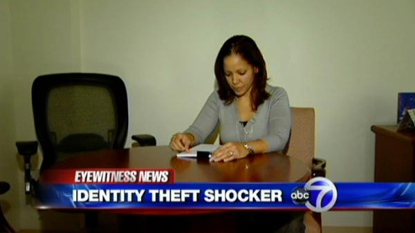 An identity theft shocker