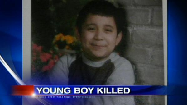 Family friend arrested in killing of boy
