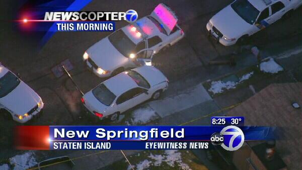 Troopers injured in Staten Island police chase