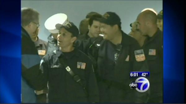 NYC rescue team returns from Haiti
