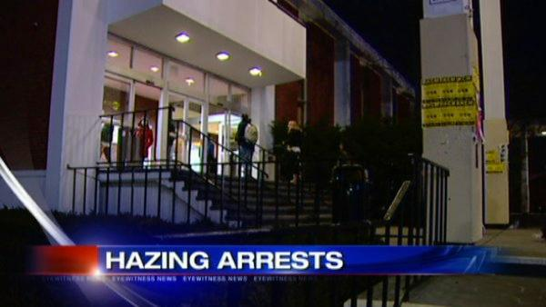 Hazing incidents alleged at Rutgers