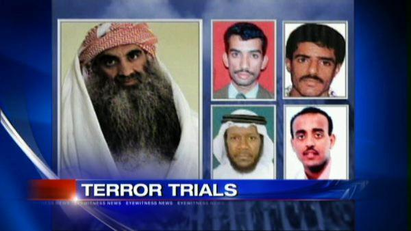 White House hints at moving 9/11 terror trials