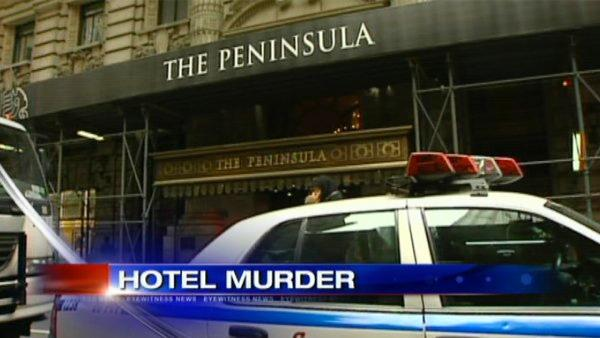 Boy found dead in luxury Manhattan hotel