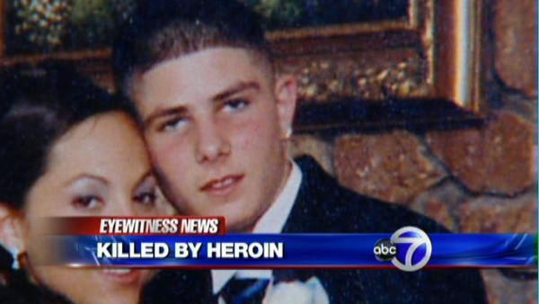 Parents speak out on kids' heroin addictions