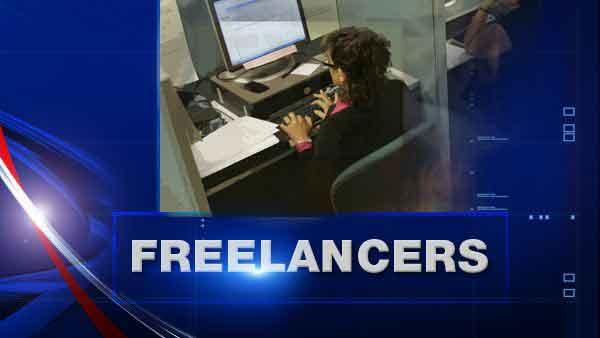 Hard times for freelancers