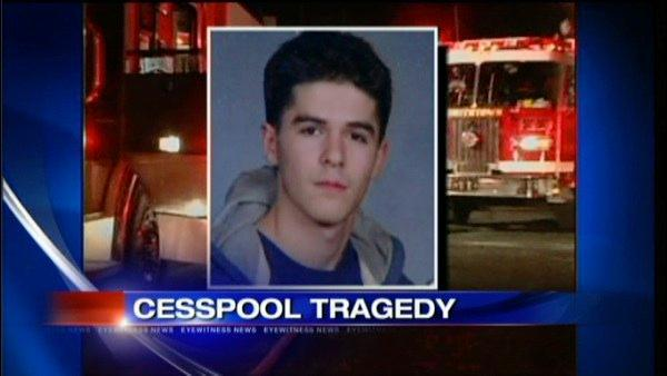 Teen dies after falling into Long Island cesspool