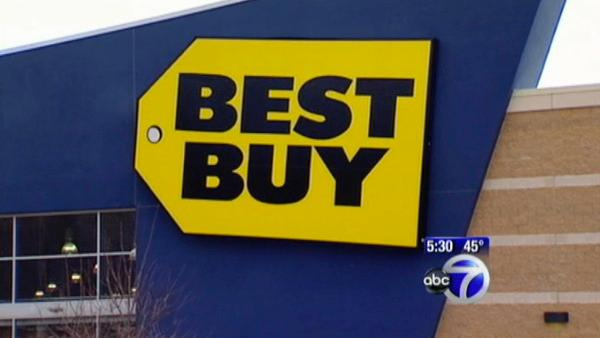 High tech heist at Best Buy