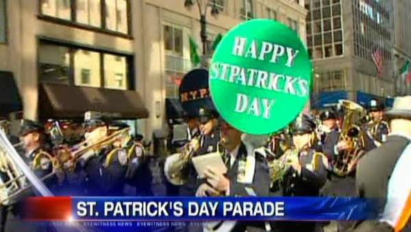 Annual NYC St. Patrick's Day Parade