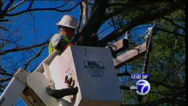 Power problems continue in Westchester