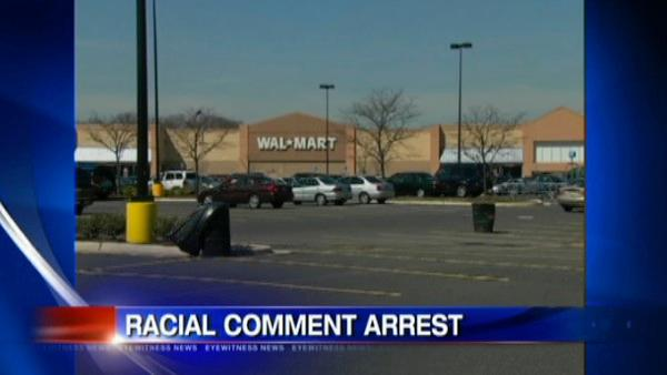 16-year-old boy arrested for racist Wal-Mart remarks