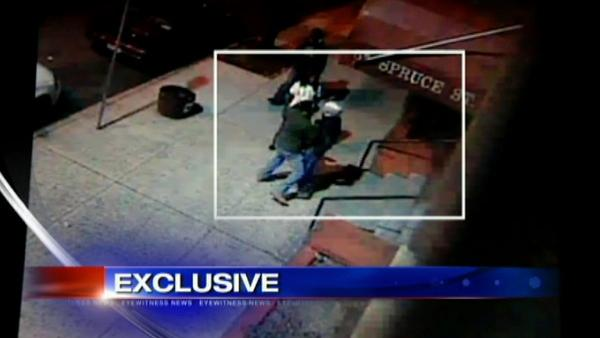 Teen beaten by police in Newark caught on tape