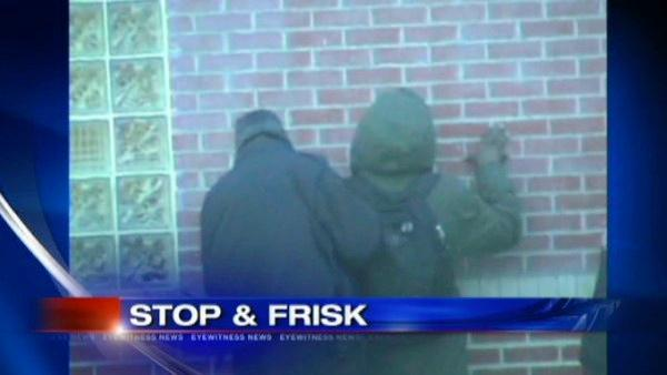 NYPD Stop and Frisk allegations