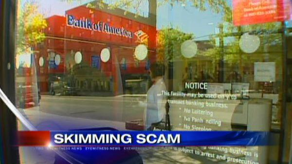 NYPD looking for ATM scammers in Bronx