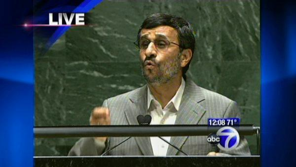 Iran's President addresses United Nations