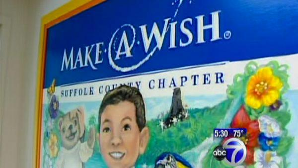 Man accused of stealing from Make-A-Wish on L.I.