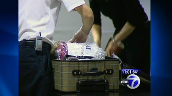 Investigation into alleged TSA thefts at JFK Airport