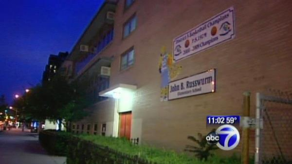 3 kids pricked by hospital needles at school
