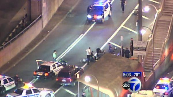 Deadly crash after chase near GWB